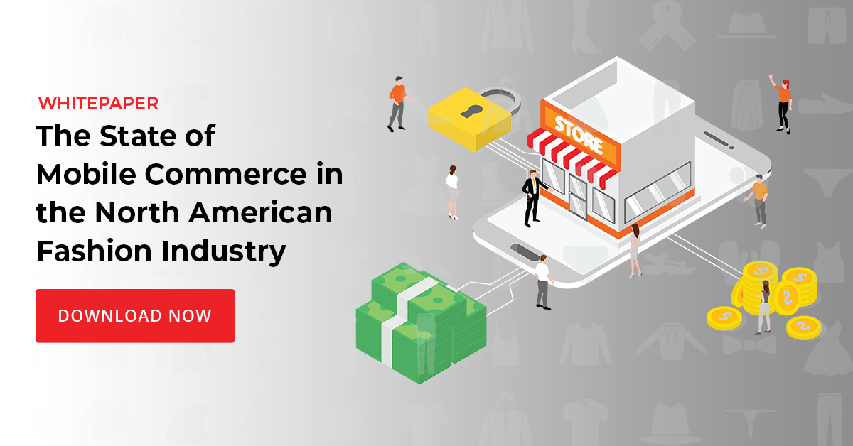 HotWax Commerce - State of Mobile Commerce in the North American Fashion Industry