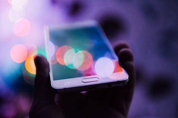 smartphone in digital age