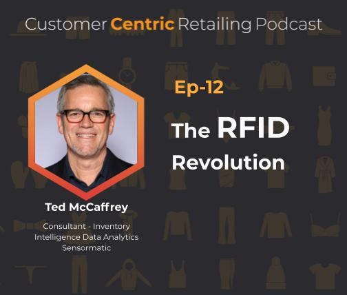 The RFID Revolution with Ted McCaffrey