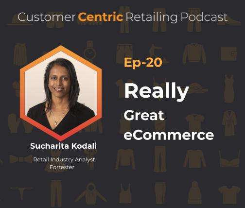Really Great eCommerce with Sucharita Kodali