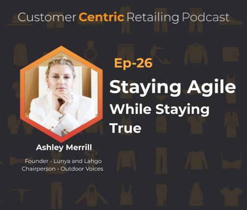 Staying Agile While Staying True with Ashley Merrill