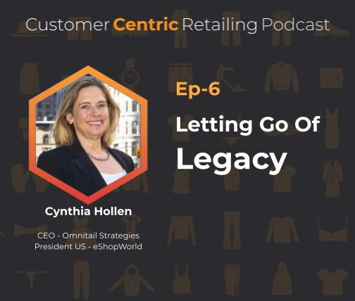 Letting Go Of Legacy with Cynthia Hollen