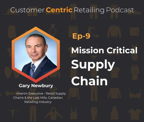 Mission Critical Supply Chain with Gary Newbury